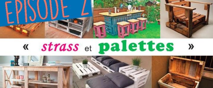 Atelier palettes – samedi 26 mai dès 10h