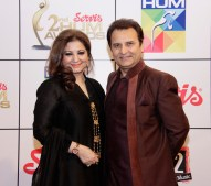 Mr. and Mrs. Behroz Sabzwari (1)