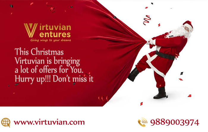 Christmas And New Year Offer