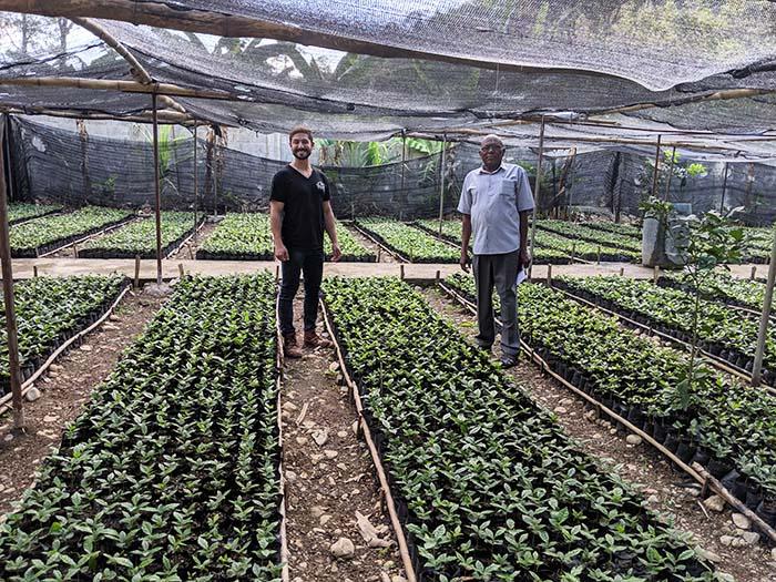 cafe kreyol organic coffee farmers COOPACVOD haiti 01