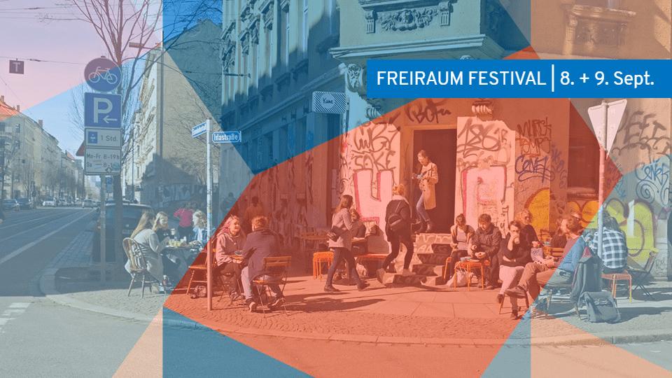 Freiraum Festival 2017 Brunch Eisenbahnstraße 107