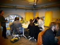 la table de Lyon Bron Open Lab