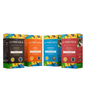 Kit 3 Specialty Coffees
