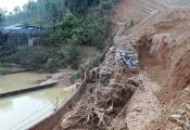 Bắc Kạn: Dân khốn đốn vì bùn đất từ công trình xây dựng tấn công