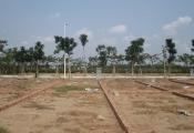 Đã có hiện trạng gom đất tách thửa