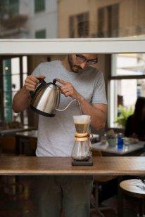 Las mejores cafeterías de España, Molienda