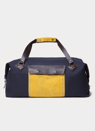 weekender navy fathers day gift