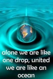 drop in the ocean