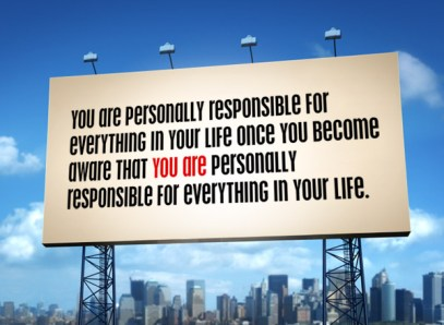 personally responsible