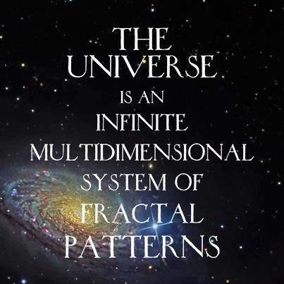 universal fractal patterns