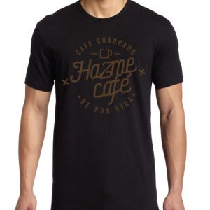 Tshirt Hombre - Hazme Café