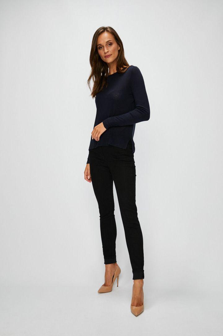 jeans denim negri