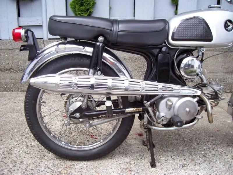 1967 honda cl90 motorcycle wiring data diagram update