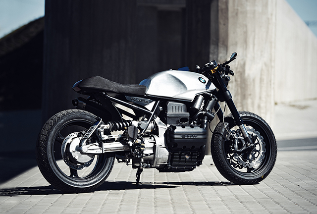 BMW K75 by Renard Speed Shop Estonia