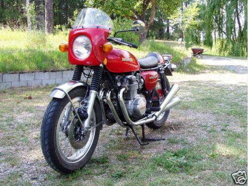 honda cb500 1973 cafe racer AA03