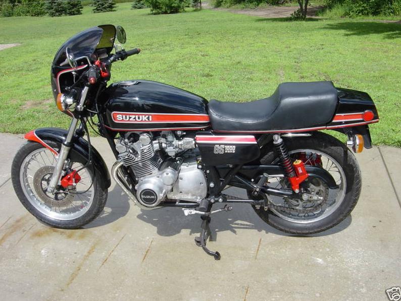 suzuki gs1000 1978 sport cafe AA02