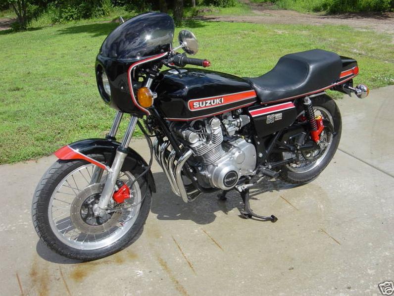 suzuki gs1000 1978 sport cafe AA03