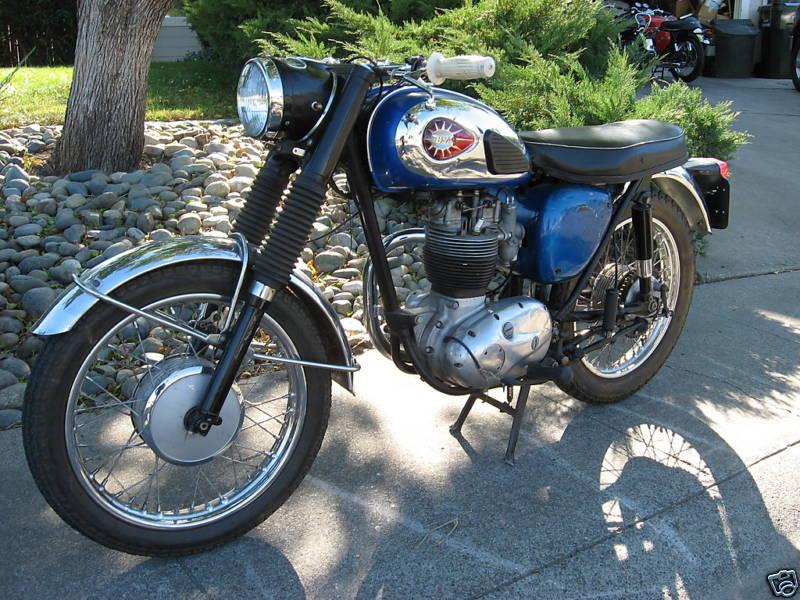 BSA B40 1963 012