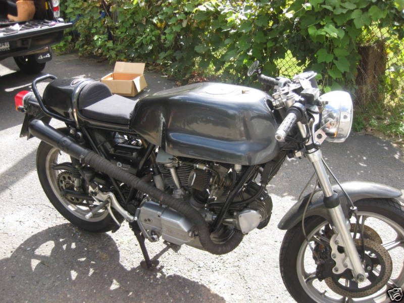 Ducati 860GT 1975 Cafe Racer 01