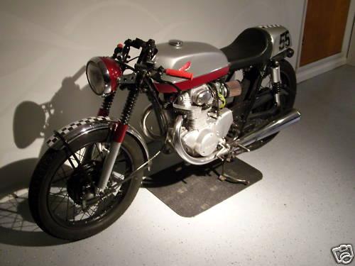 Honda CB350 1970 CR 012
