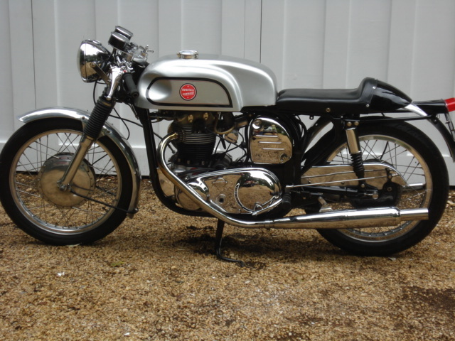 Norton Atlas 750 1965 Dunstall Rep 013
