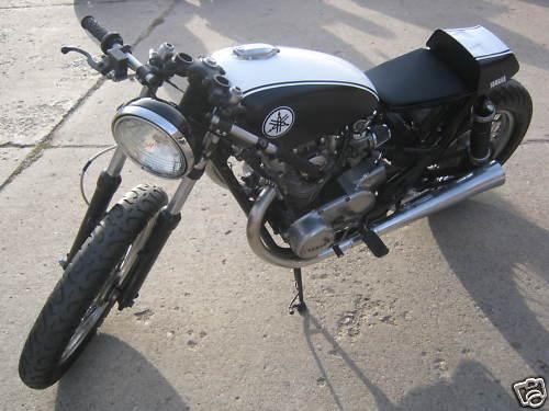 Yamaha XS650 1981 Cafe Racer 02