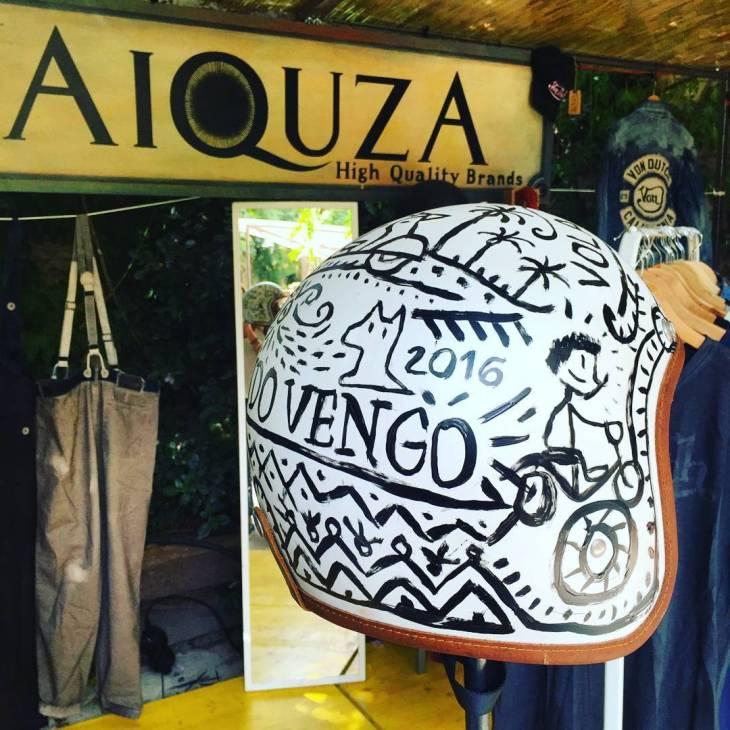 #Aiquza helmet by #Mariscal