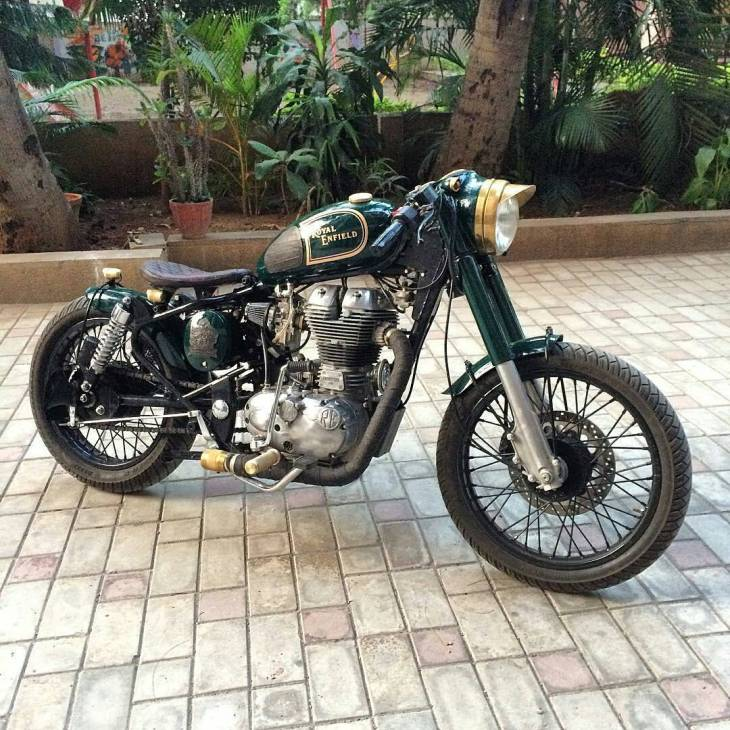 Cafe Racer Royal Enfield – Cafe Racers Culture