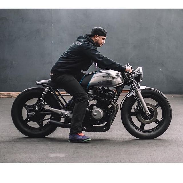 Honda CB 750 by @hookieco