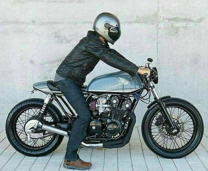 Honda CB750 by @rocketgarageoriginal