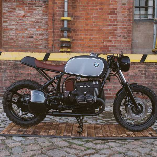 BMW R80 by @bruecknermanufaktur  @licht_bild_ner