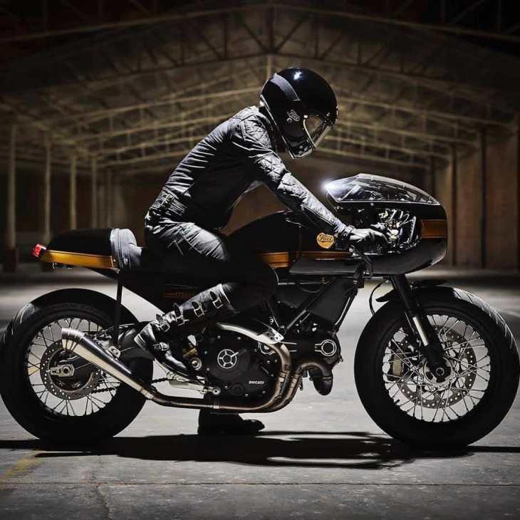 Ducati Fuel Strada 800 by @fuelmotorcycles