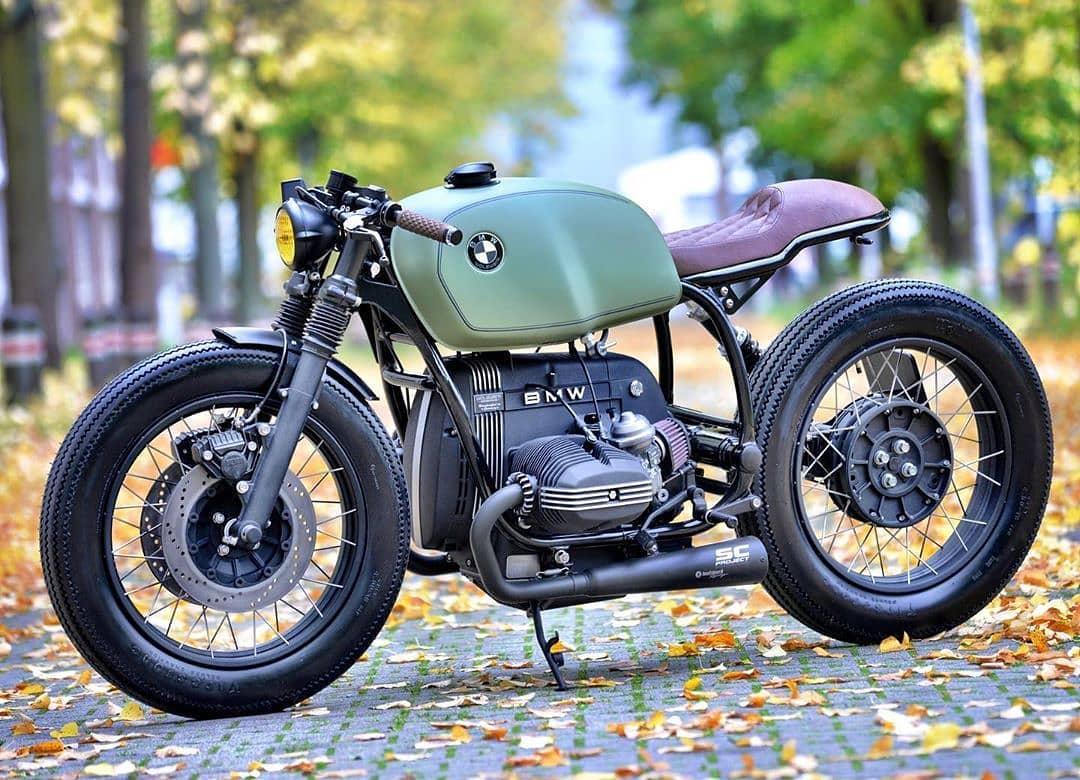 BMW R80 by @walzwerk_motorcycles