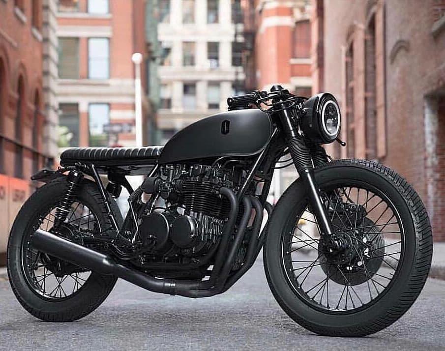 Honda CB550 🛠️:@novamotorcycles