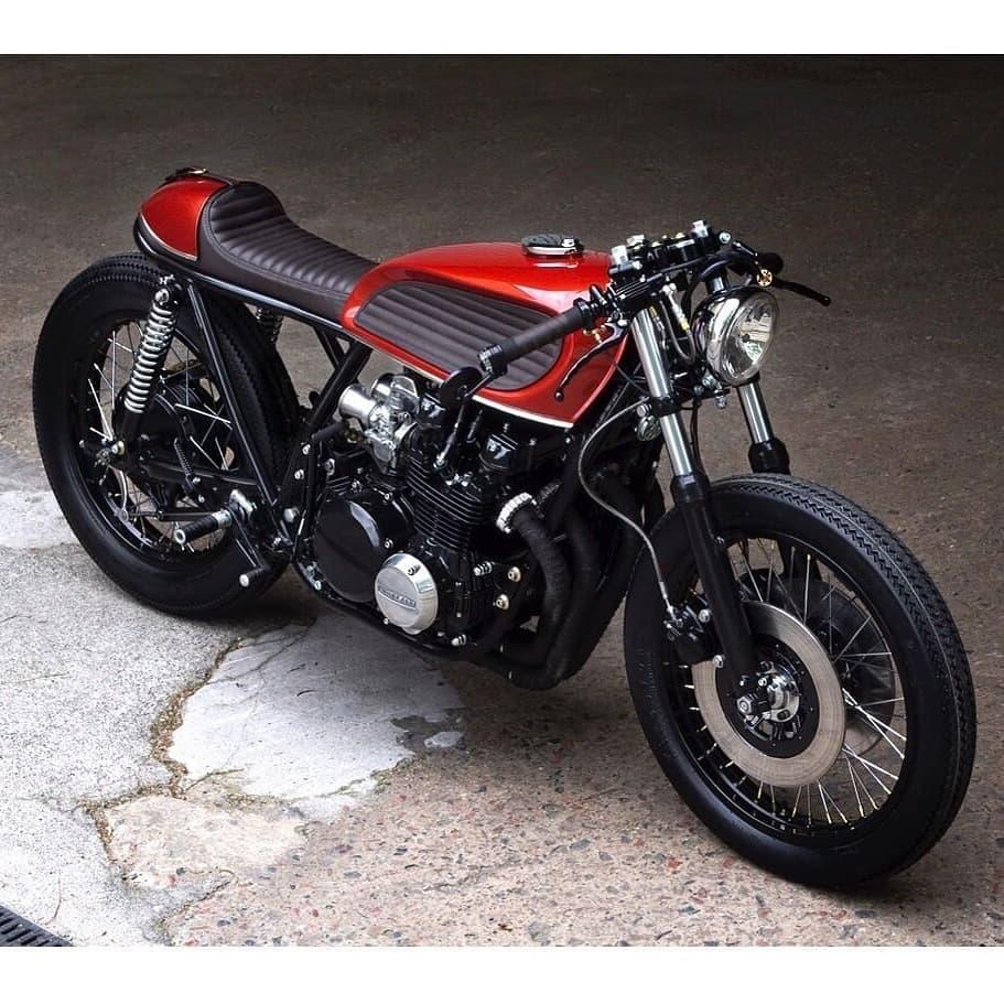 '78 Kawasaki KZ650 by @paalmotorcycles #1978