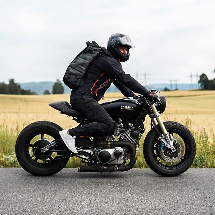 Yamaha XV750 by @joachimbrinch