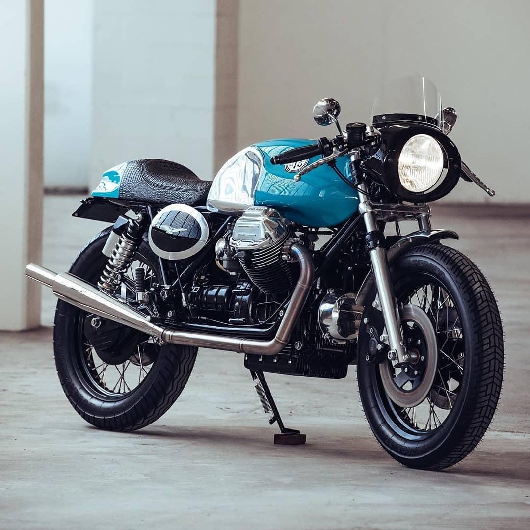Moto Guzzi by @jeremy.tagand