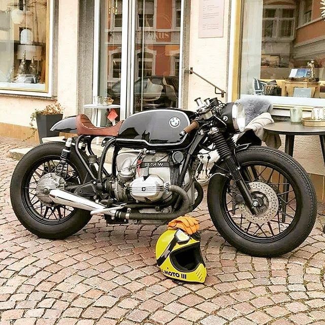 1981 BMW R100rs by @michele_guglielmi