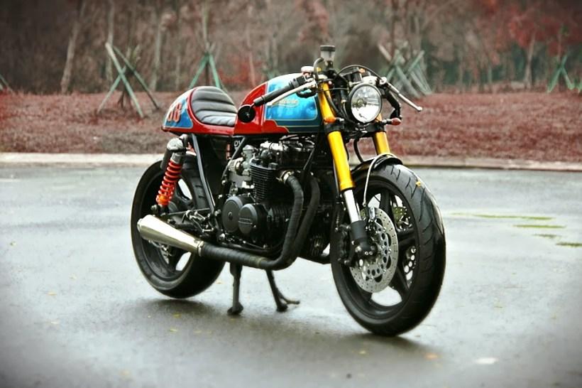 1981 Honda Cb650 Cafe Racer Kit 1stmotorxstyle Org