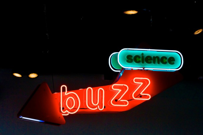 Science Buzz!!! by Nic McPhee