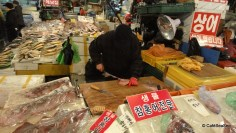 Noryangjin Fish Market, January 2011