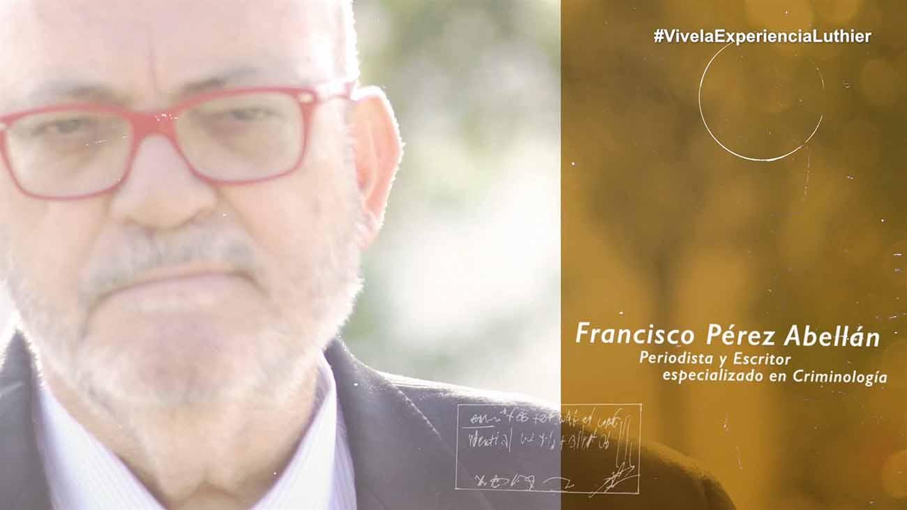 Francisco Pérez Abellán - CAFES LUTHIER