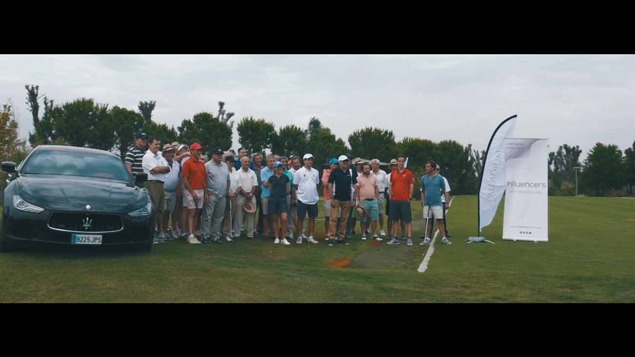 I Torneo de Golf Revista INFLUENCERS - CAFES LUTHIER