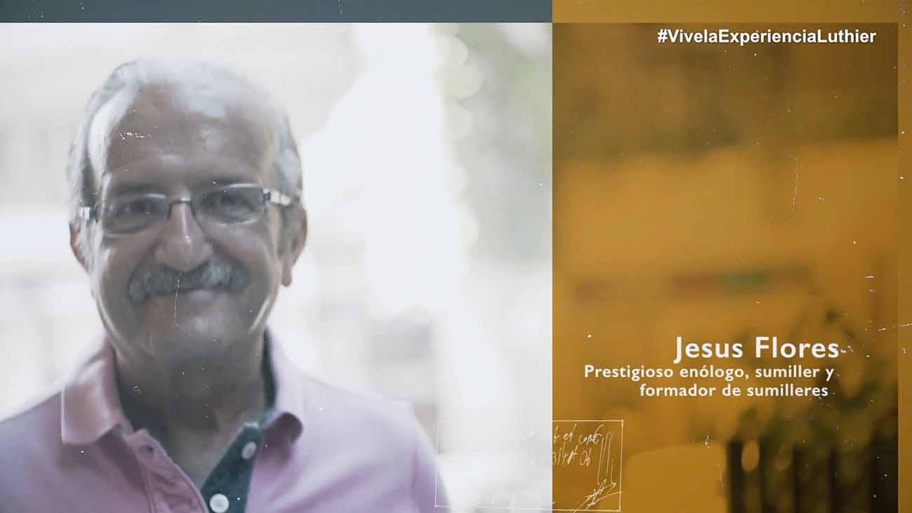 Jesús Flores - CAFES LUTHIER
