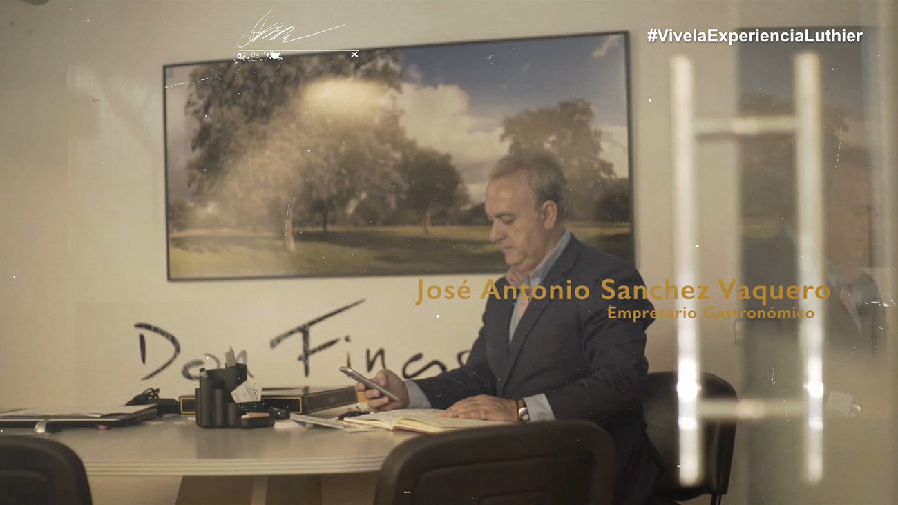 Jose Antonio Sanchez Vaquero - CAFES LUTHIER