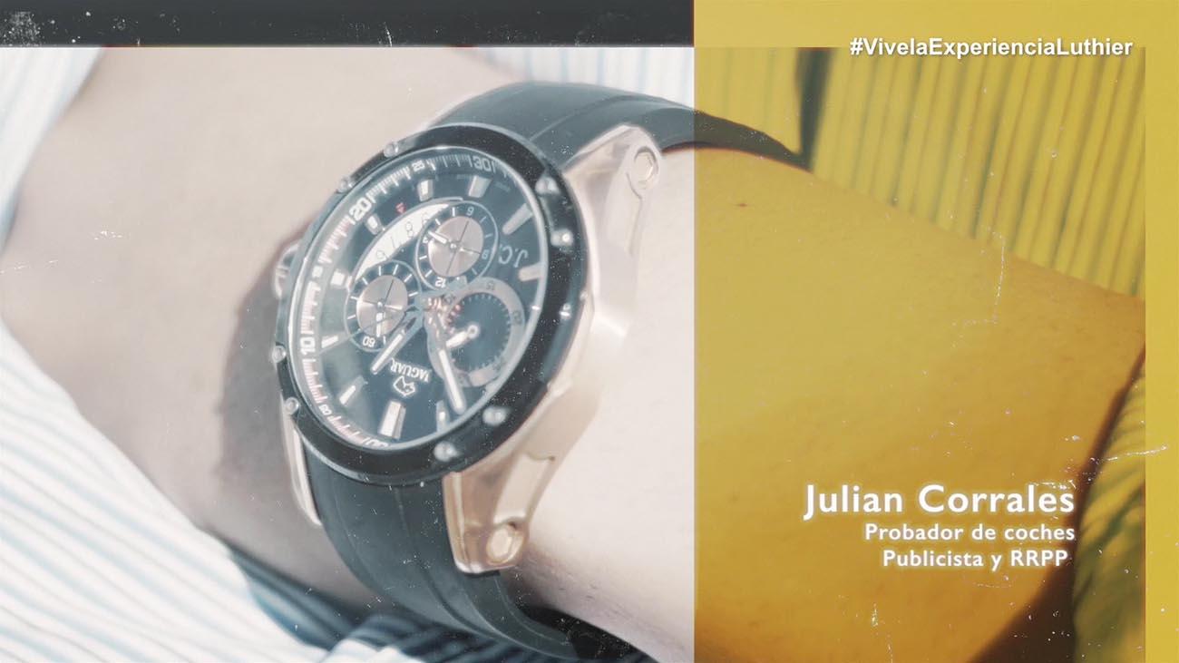 JULIAN CORRALES - CAFES LUTHIER