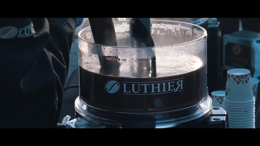Chocolate Luthier - CAFES LUTHIER
