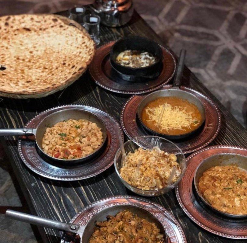 افضل 10 مطاعم شارع الأمير عبدالعزيز بن مساعد بن جلوي