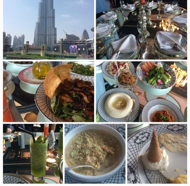 مطاعم مجمع ذا زون التخصصي