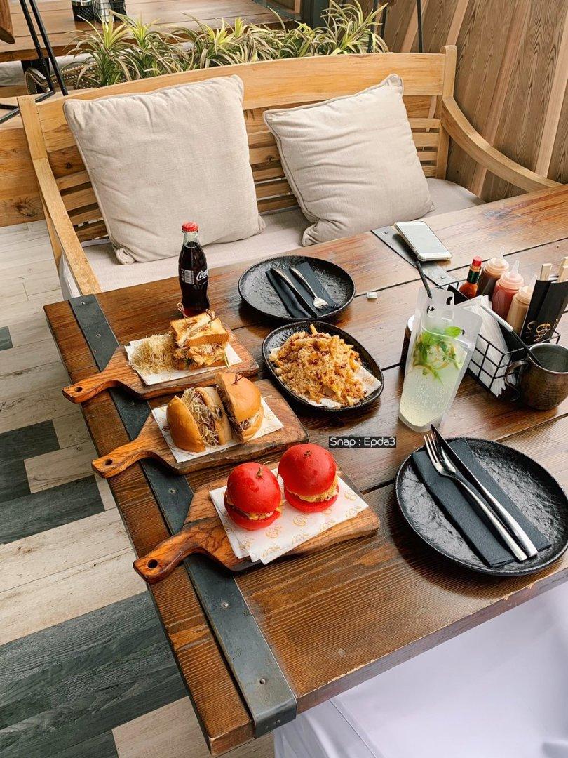 افخم مطاعم لافالي مول الرياض